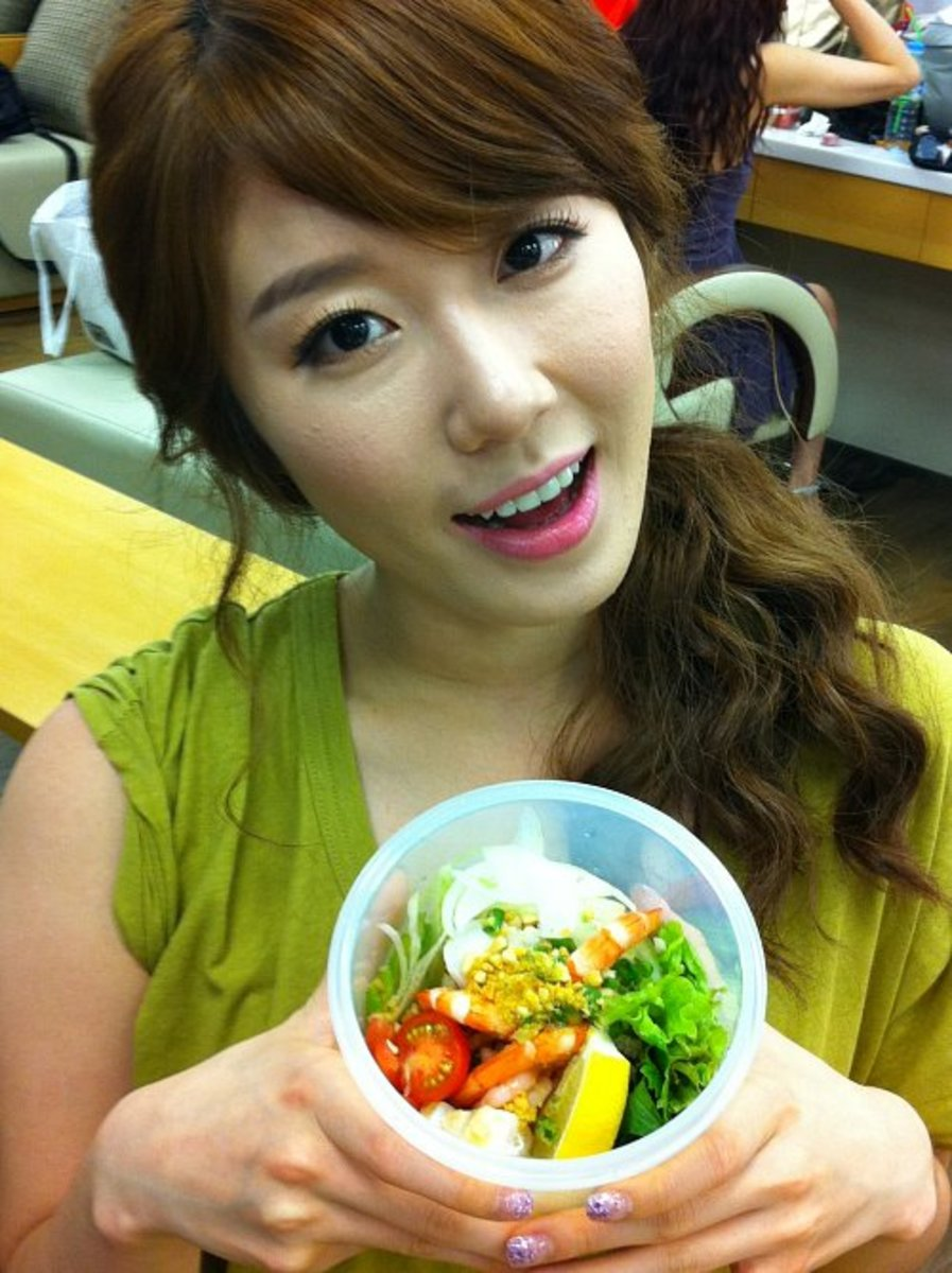 Why eating Girls' Generation's '800 calorie diet' is not going to work for you
