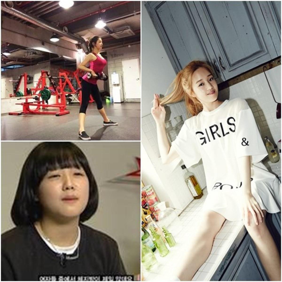 Female Korean Celebrities Diet Secret