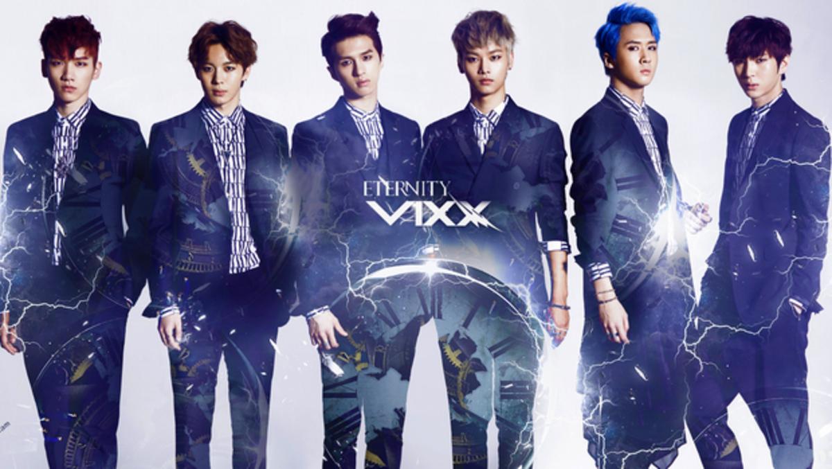 top 10  most popular korean boy groups 2015