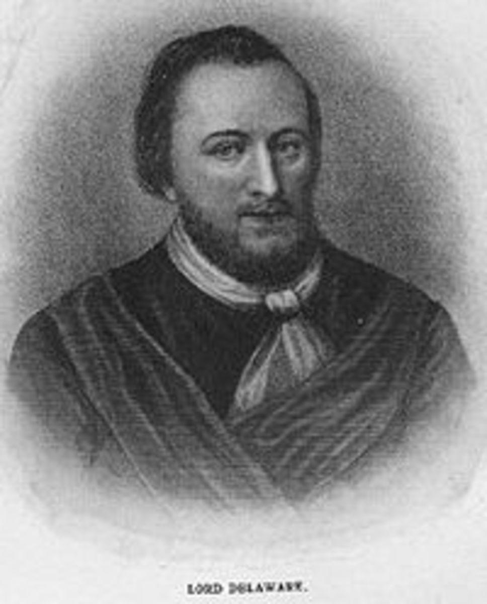Thomas West, Lord De La Warr