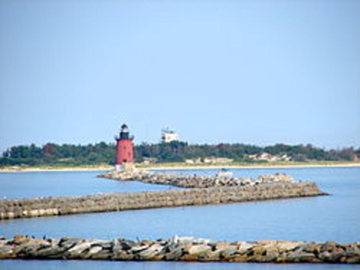 Delaware Breakwater