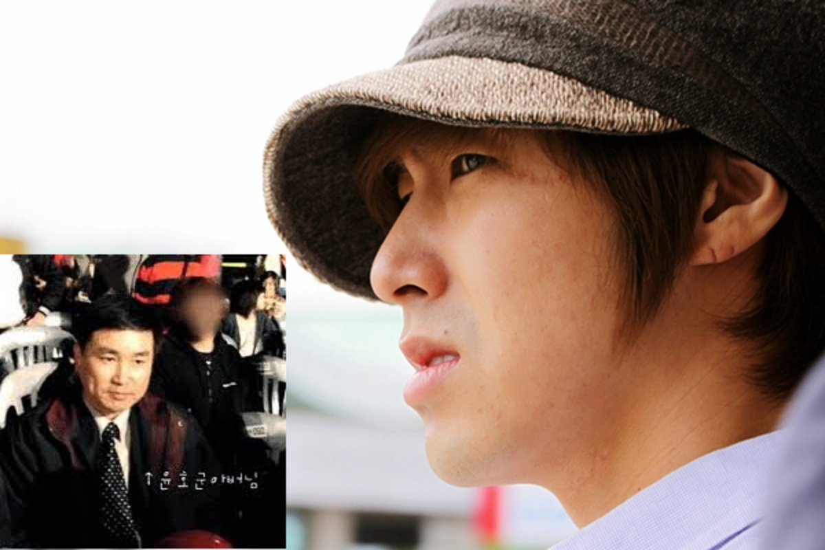 10 Important Things Yunho's Father Revealed About Yunho (1-5)
