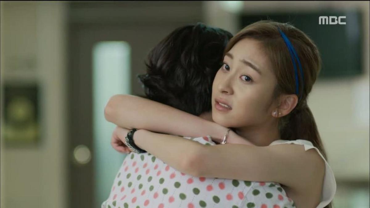 Wang Ji-won as Kang Se-ra in Fated To Love You Korean version