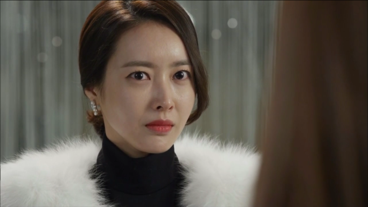 Wang Ji Hye as Go Chae-yeon in Birth of a Beauty