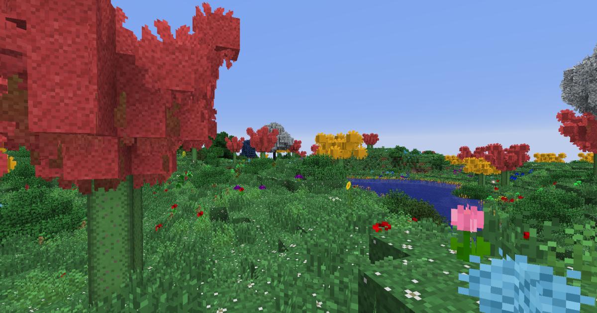 Volcano: Minecraft Volcano Biome