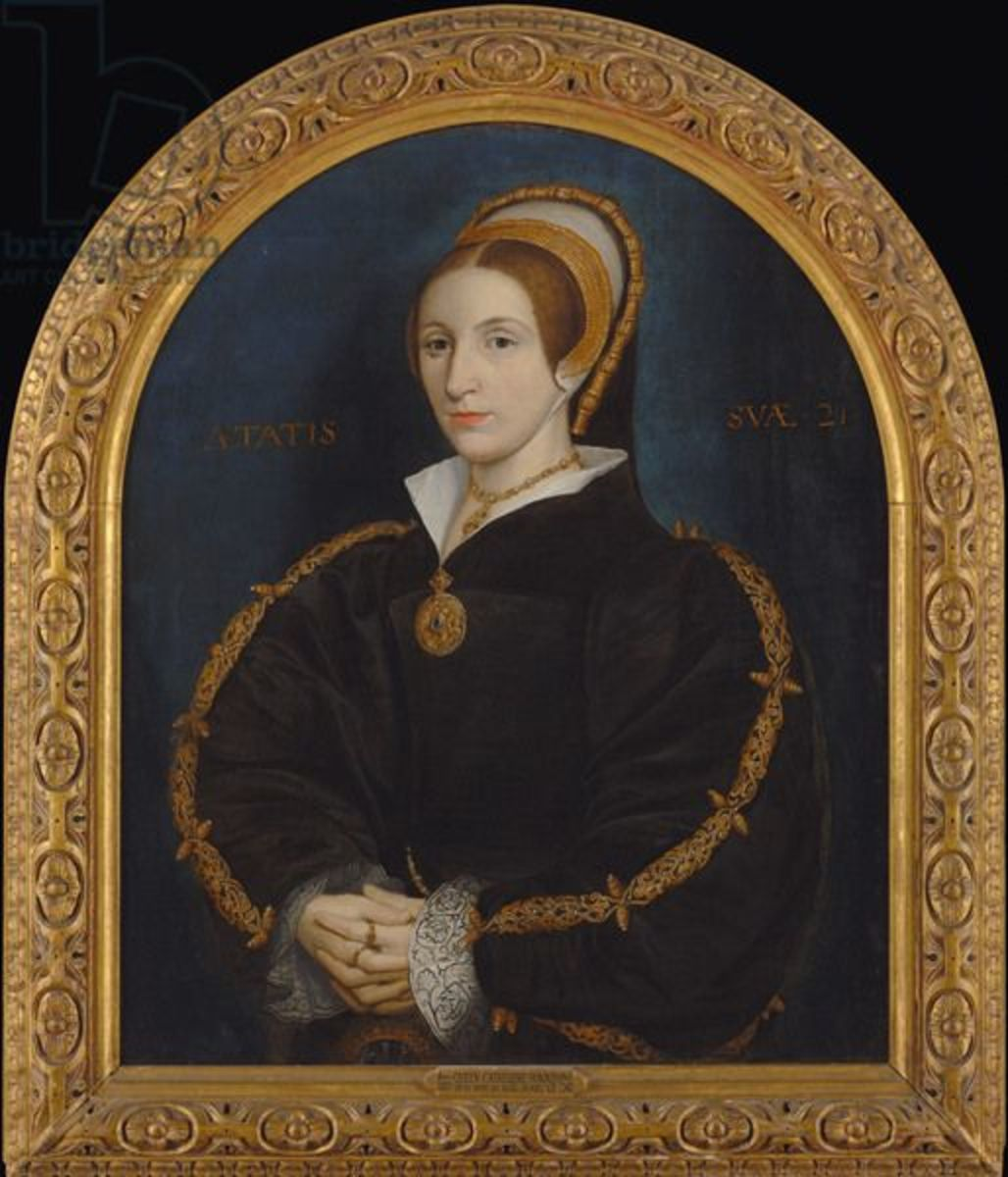 Katherine Howard of the Legitimate Lancastrian bloodline, victim or villain?