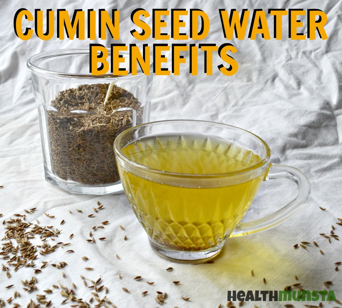 It's easy to make cumin seed water, and it should be consumed regularly because of its wonderful array of health benefits!