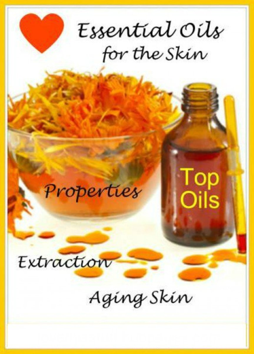 Best Essential Oils for the Skin and Wrinkles