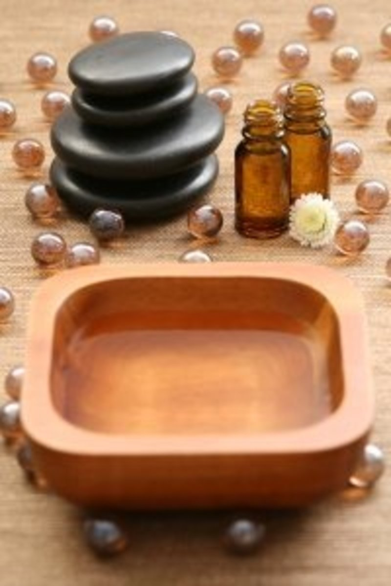 Essential oils are used in skin care to treat many skin conditions.