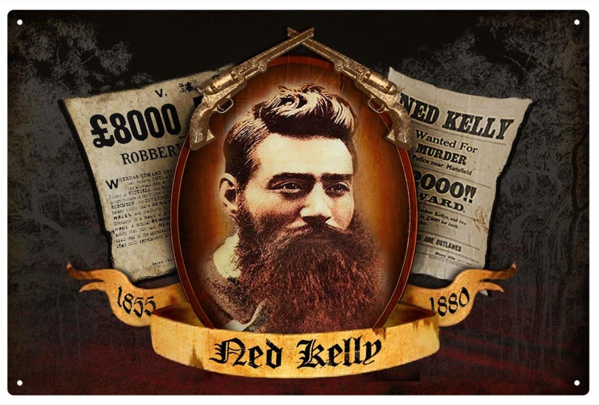 Bush Ranger Ned Kelly