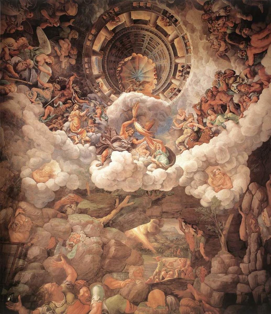 primordial deities in greek mythology hubpages