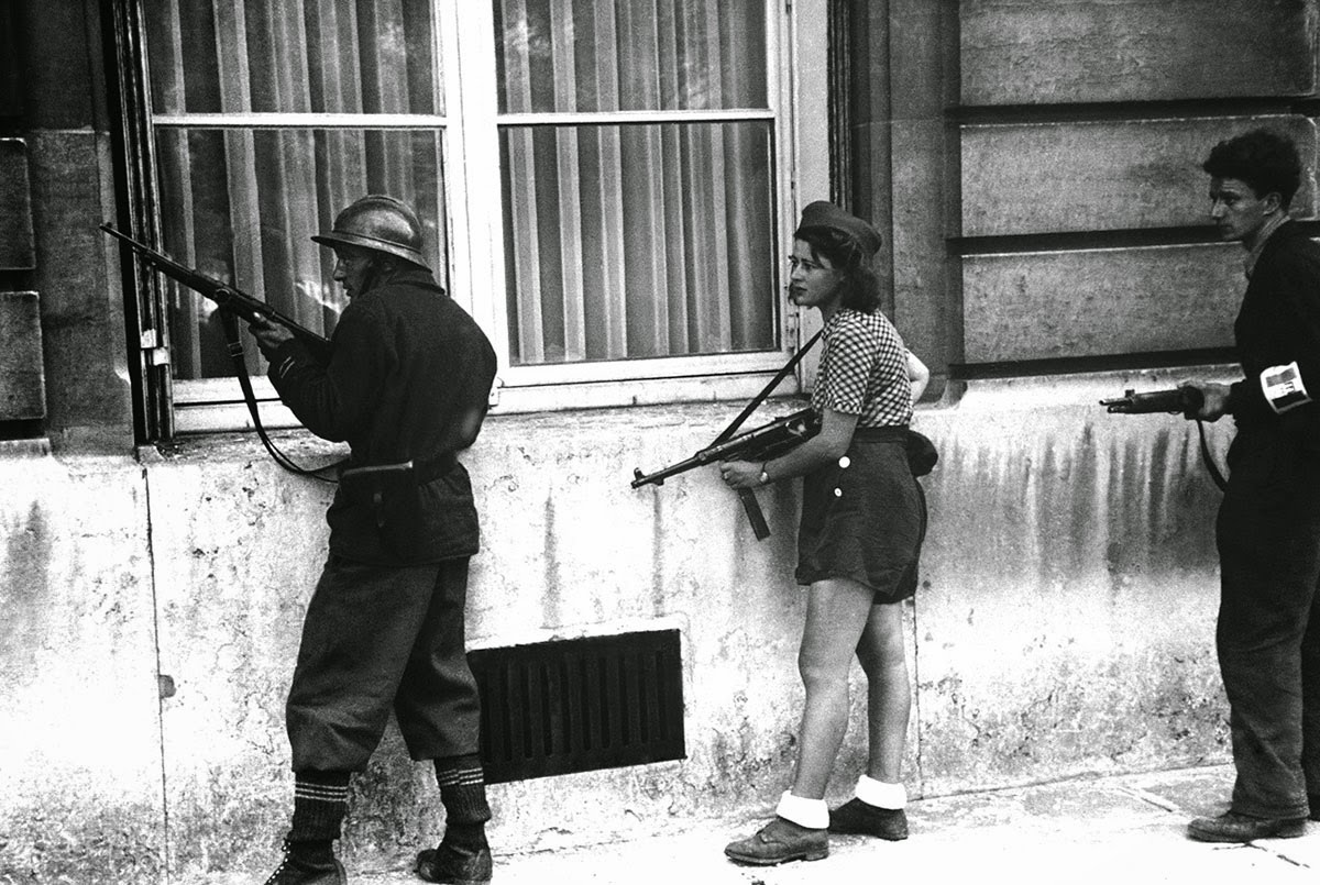 World War Two : How the French Resistance Fought Against the Germans?