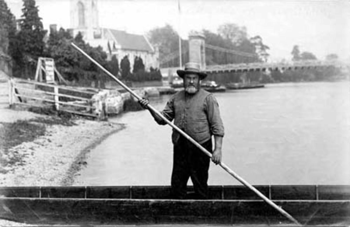 Marlow Fisherman 1888