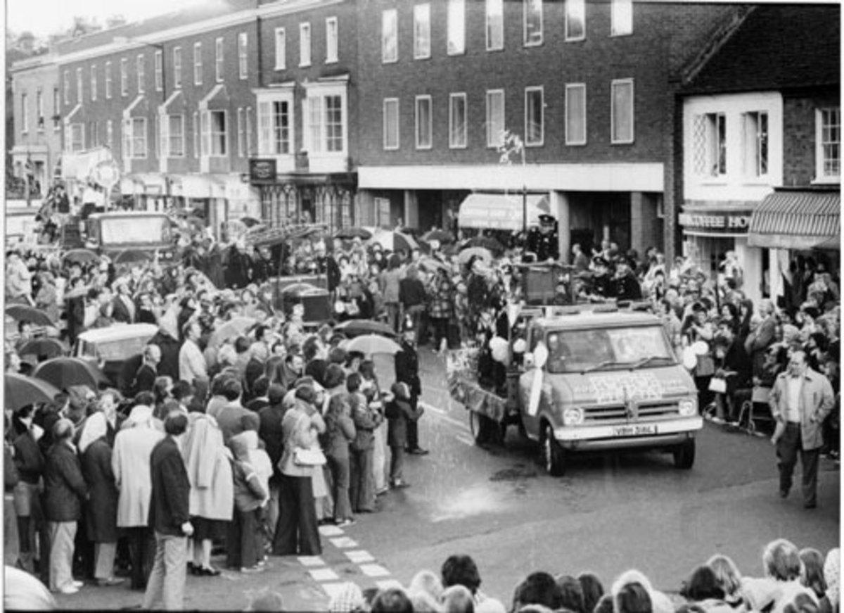 1977 Marlow Carnival