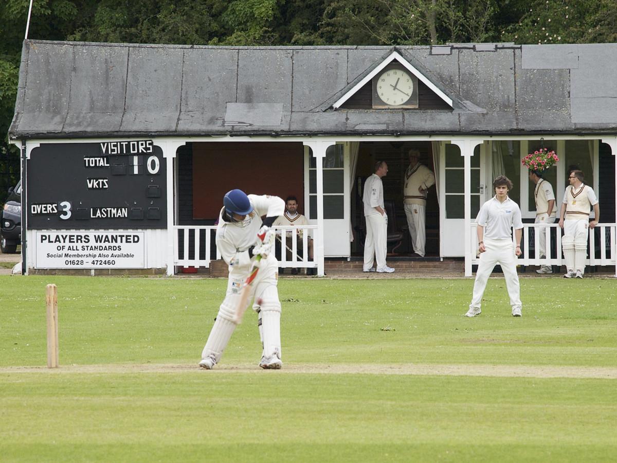 Marlow Cricket Pavillion