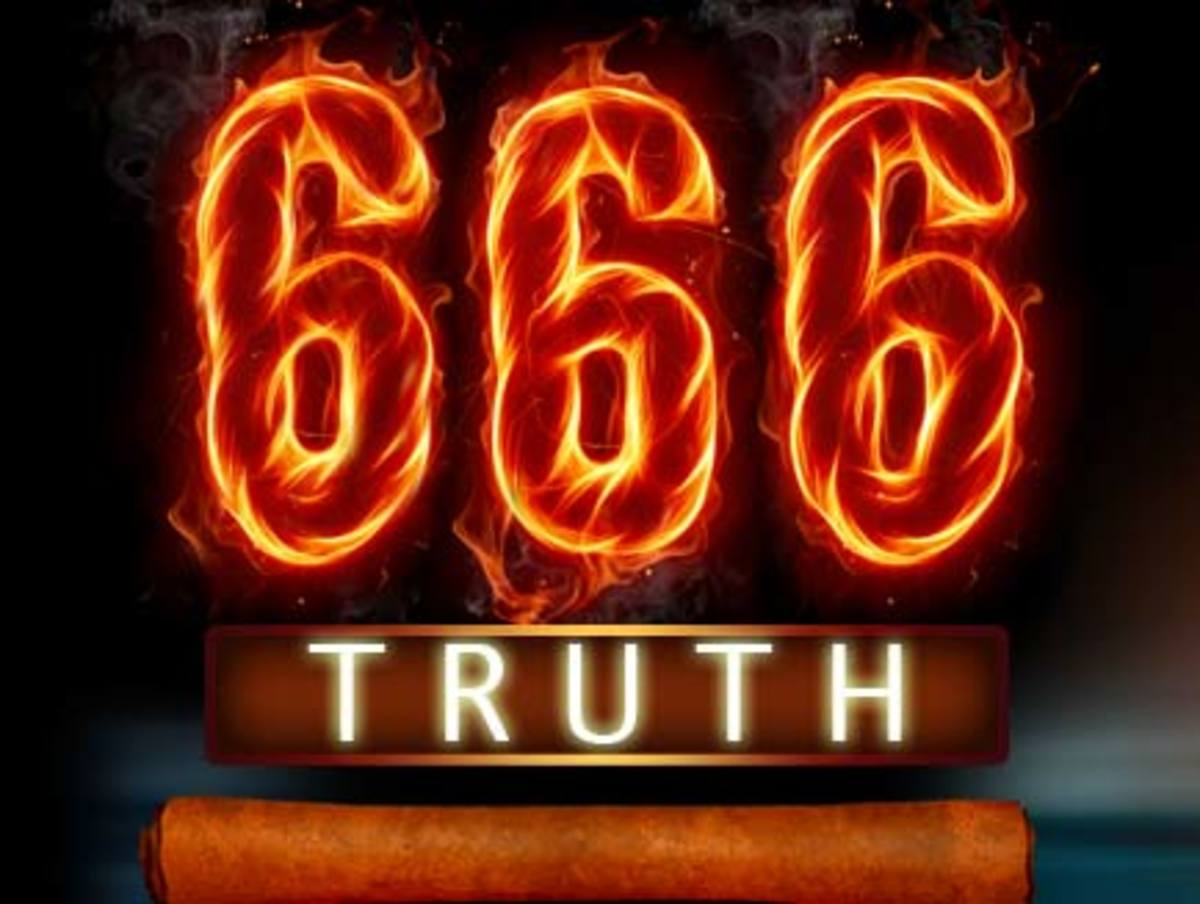 His Gematria = 666, The Beast