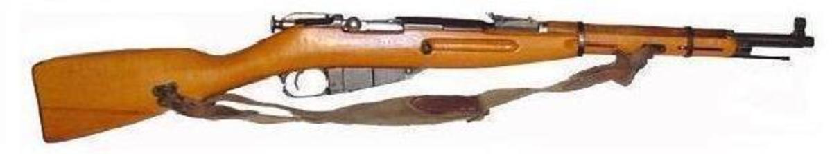 The Mosin-Nagant M38 Carbine is a great curio & relic rifle for shooters who are willing to trade a little range for increased portability. They also produce a cool fireball effect when fired.