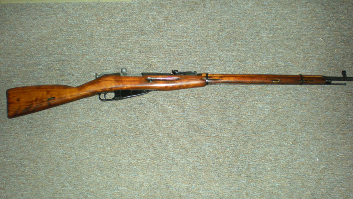 The Mosin-Nagant 91/30 is one of the cheapest and most widely available curio & relic firearms. All military surplus gun collectors should own at least one.