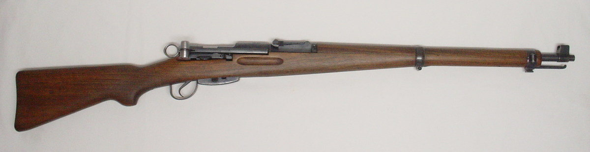 The Swiss K31 delivers match-grade performance at an entry-level price.