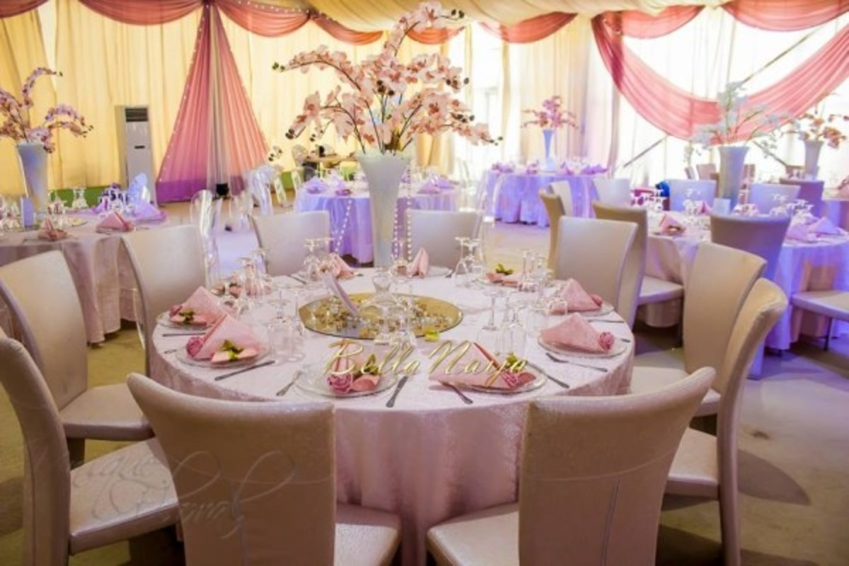 Nigerian Wedding Dishes: How to Choose the Best Dishes for your Reception Party