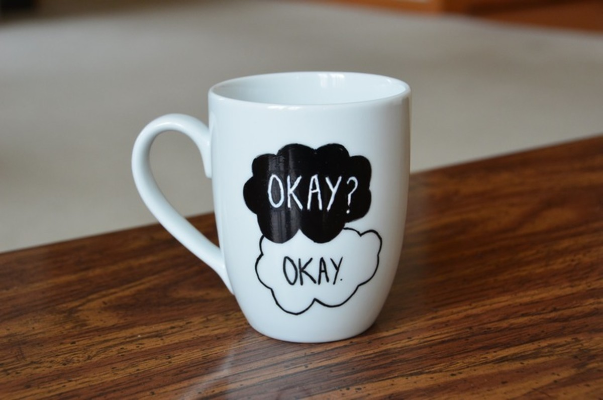The Fault in Our Stars mug