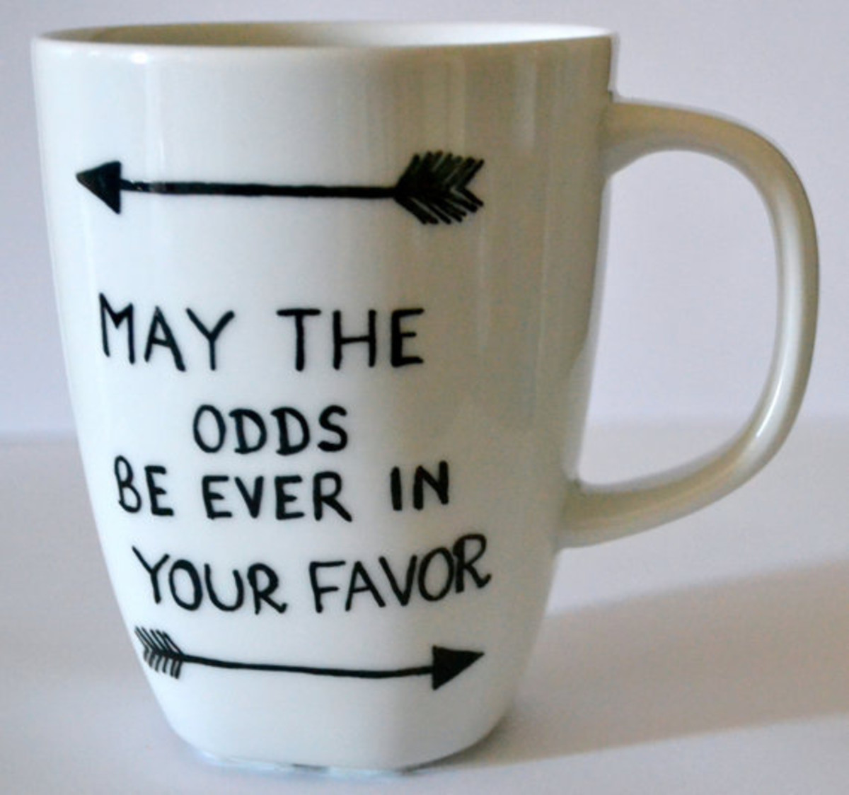 The Hunger Games mug