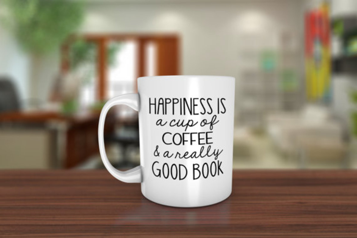 Coffee Mugs for Book Lovers