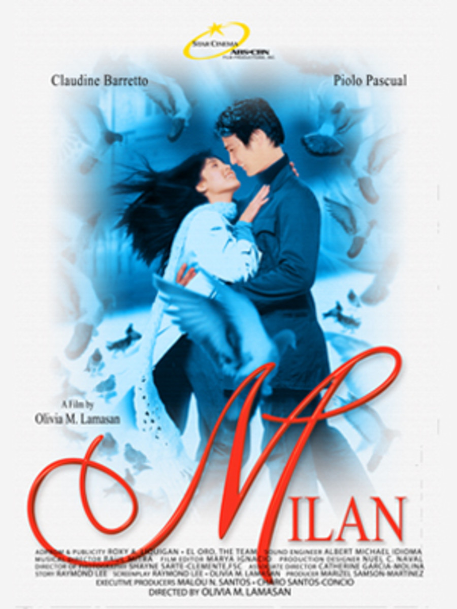 Milan: A Filipino Movie