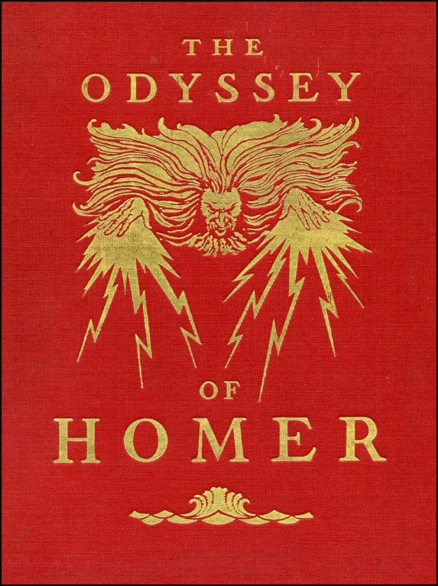 Literature Review: The Odyssey