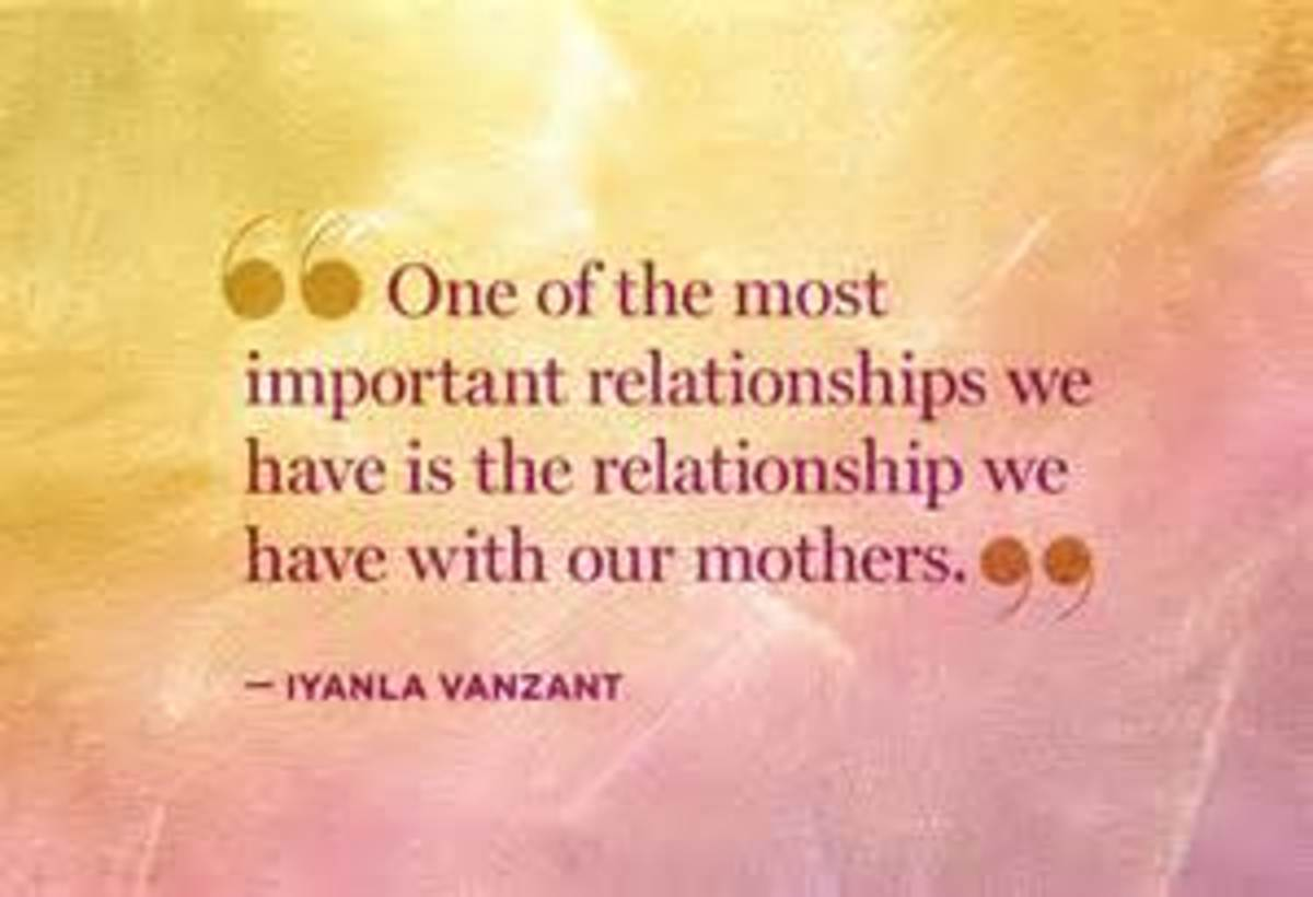 Relationship Between Mother And Daughter Quotes Mother Daughter Quotes   Bond Between Mother and Daughter | HubPages Relationship Between Mother And Daughter Quotes