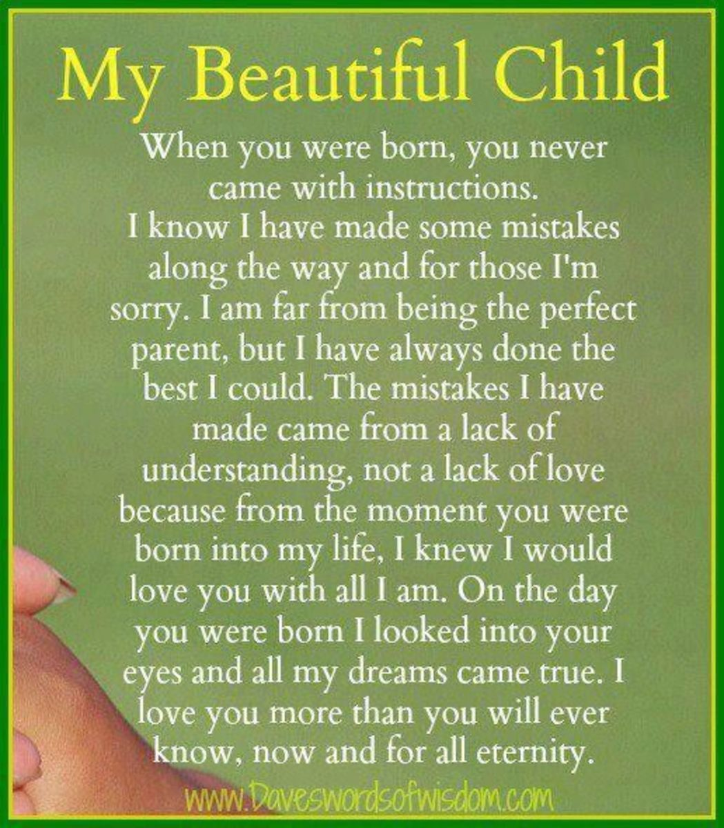 Mother Child Bond Quotes: Bond Between Mother And Daughter