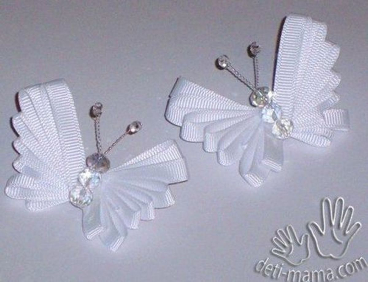 48 Craft Ideas Using Ribbons Hubpages