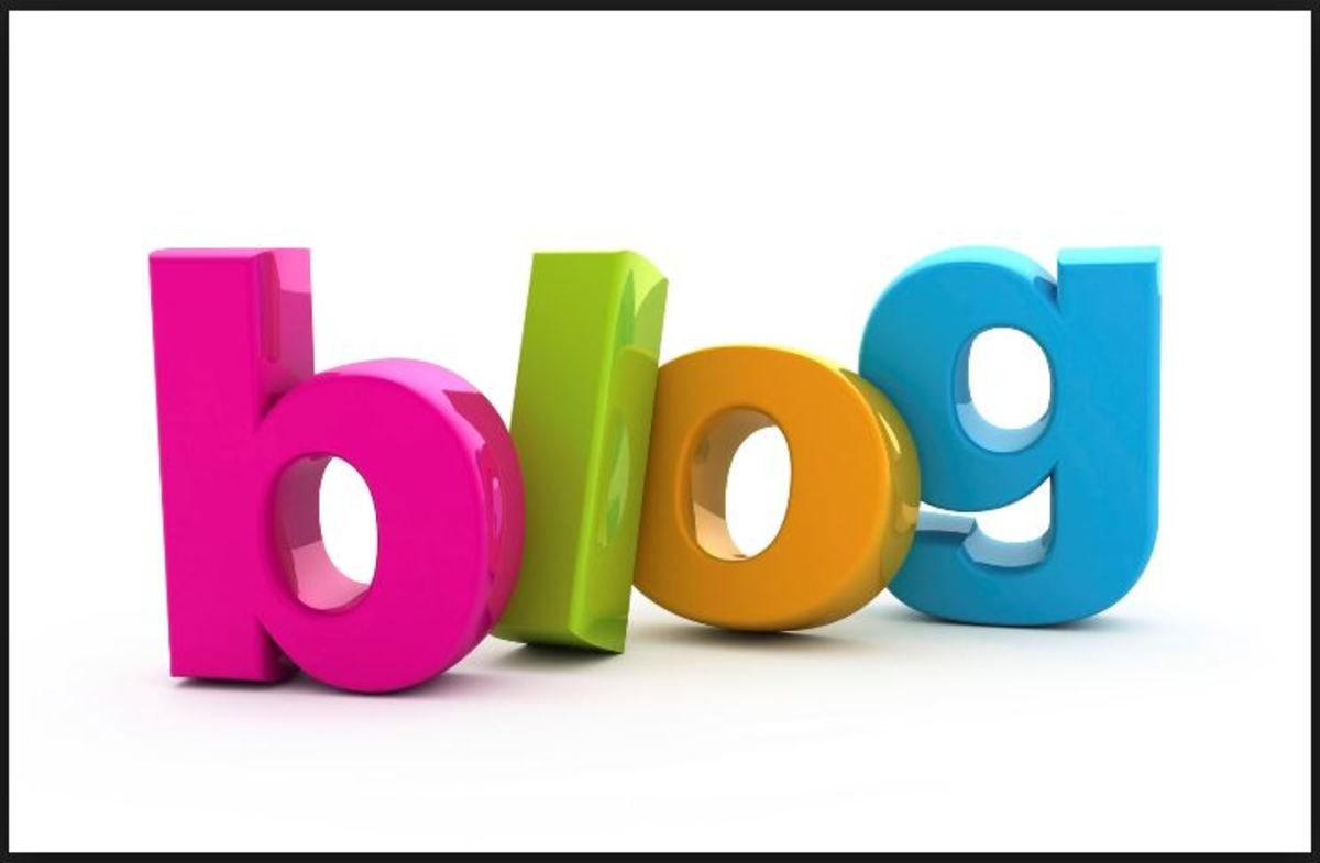5 Easy Steps to Your Own Blog