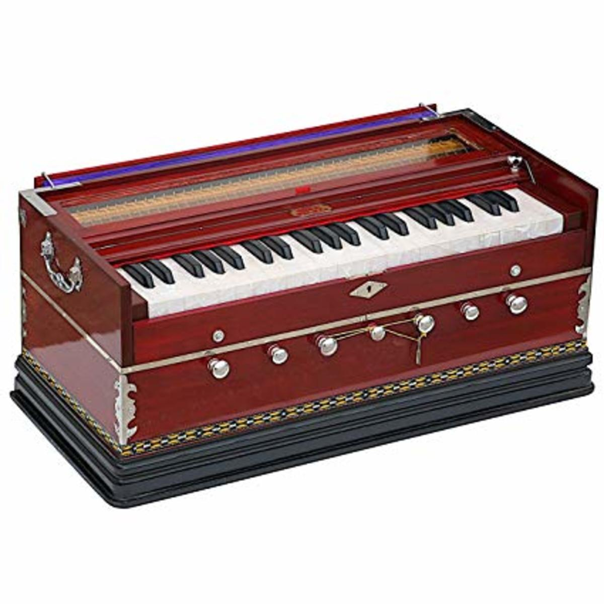 Indian musical instrument, Harmonium