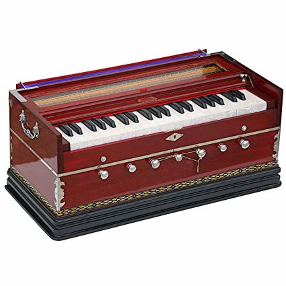 Indian musical instrument, Harmonium