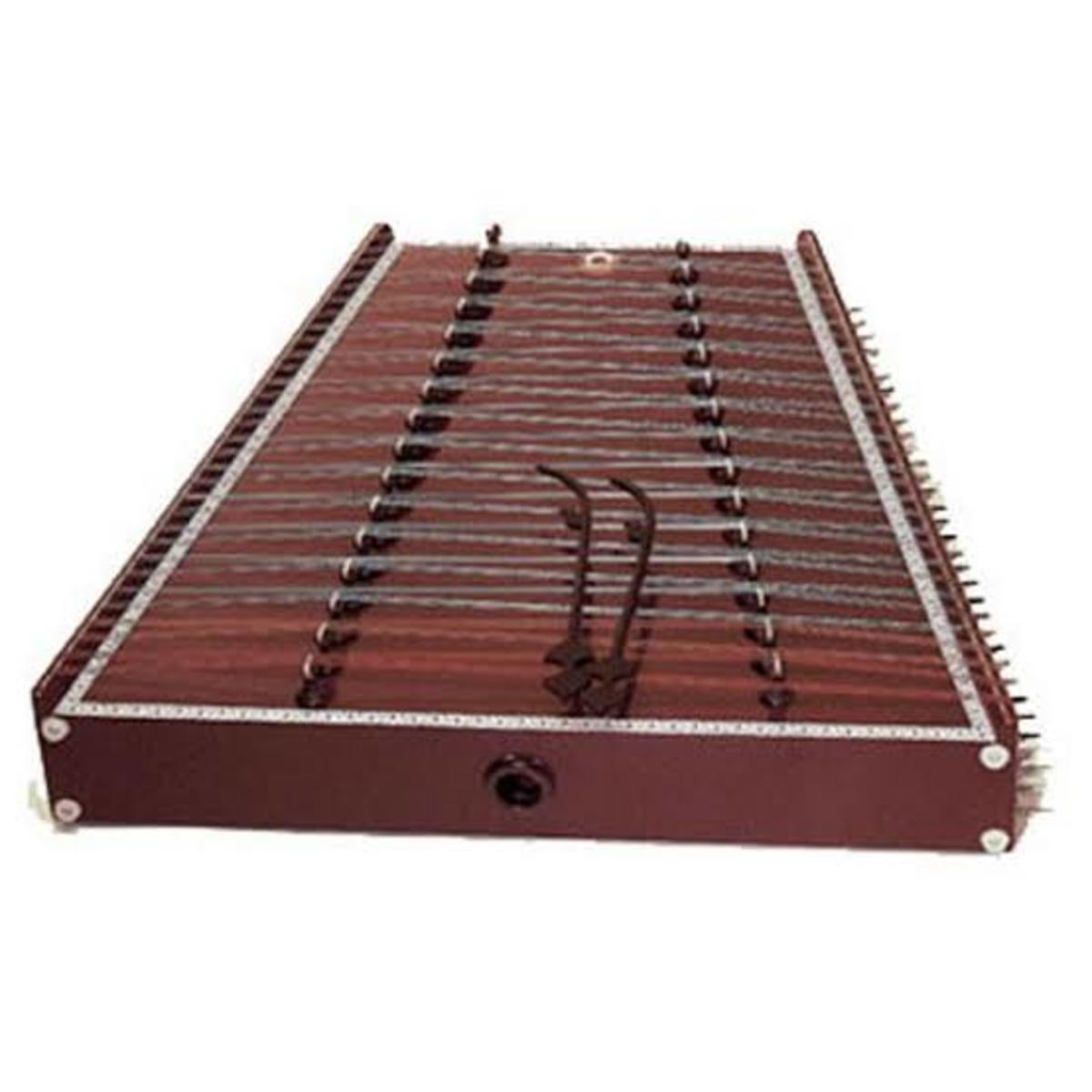 Indian musical instrument, Santoor
