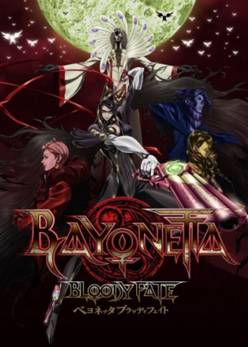 Film Review: Bayonetta: Bloody Fate