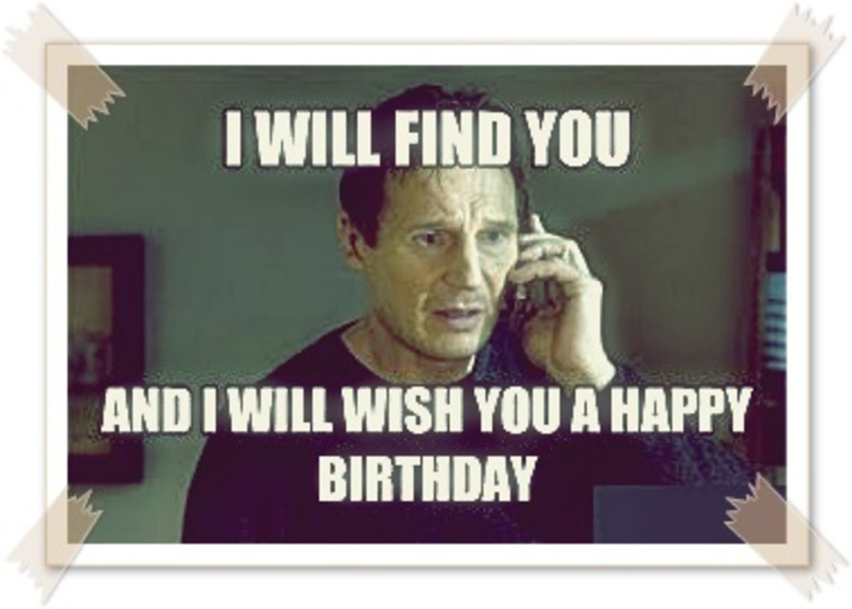 Funny Birthday Meme For Facebook : Happy birthday meme for friends with funny poems hubpages