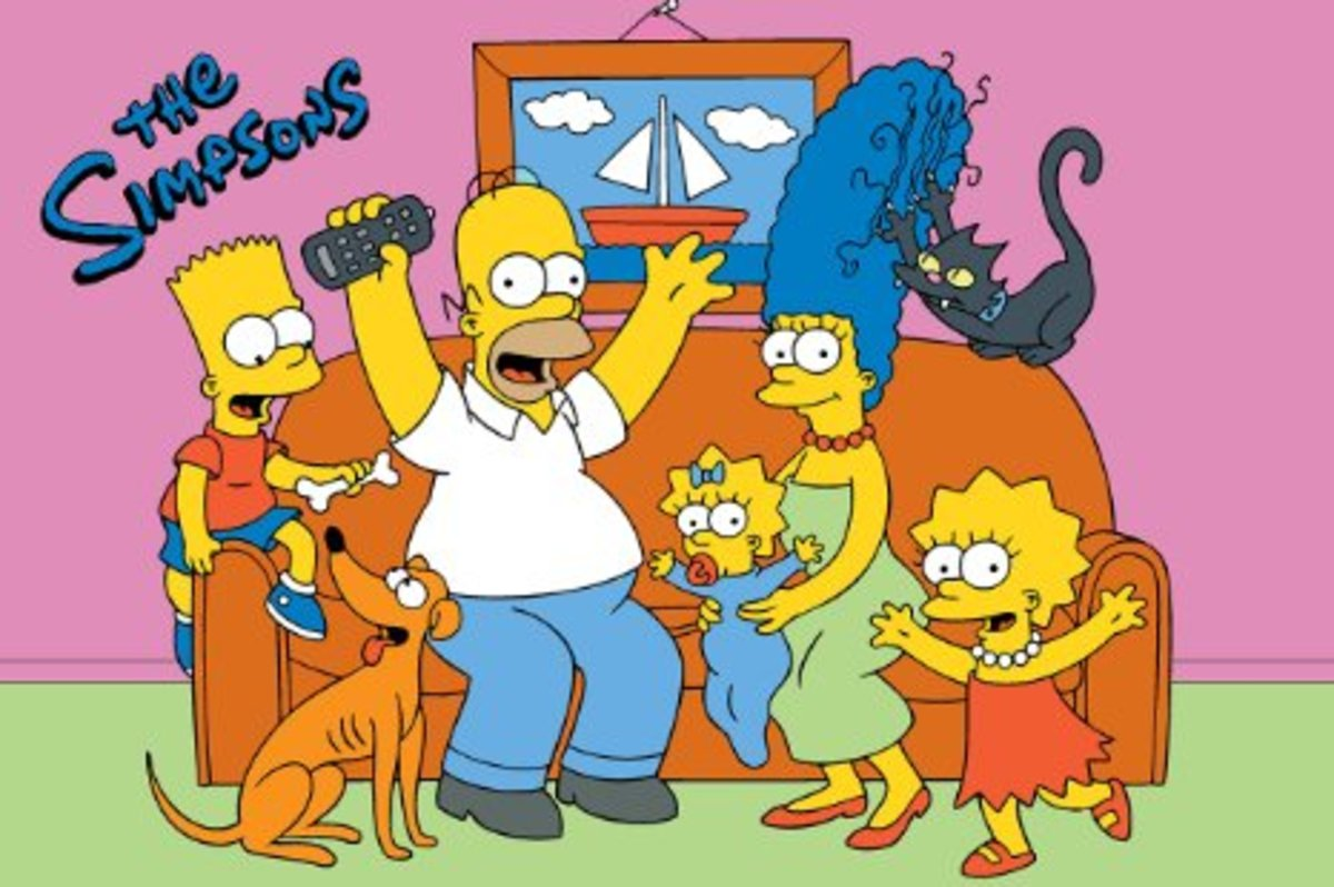 The Simpsons Birthday Party Theme Ideas and Supplies