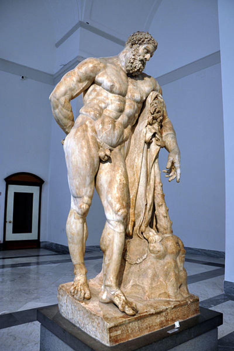 Heracles - Paul Stevenson - CC-BY-SA-2.0