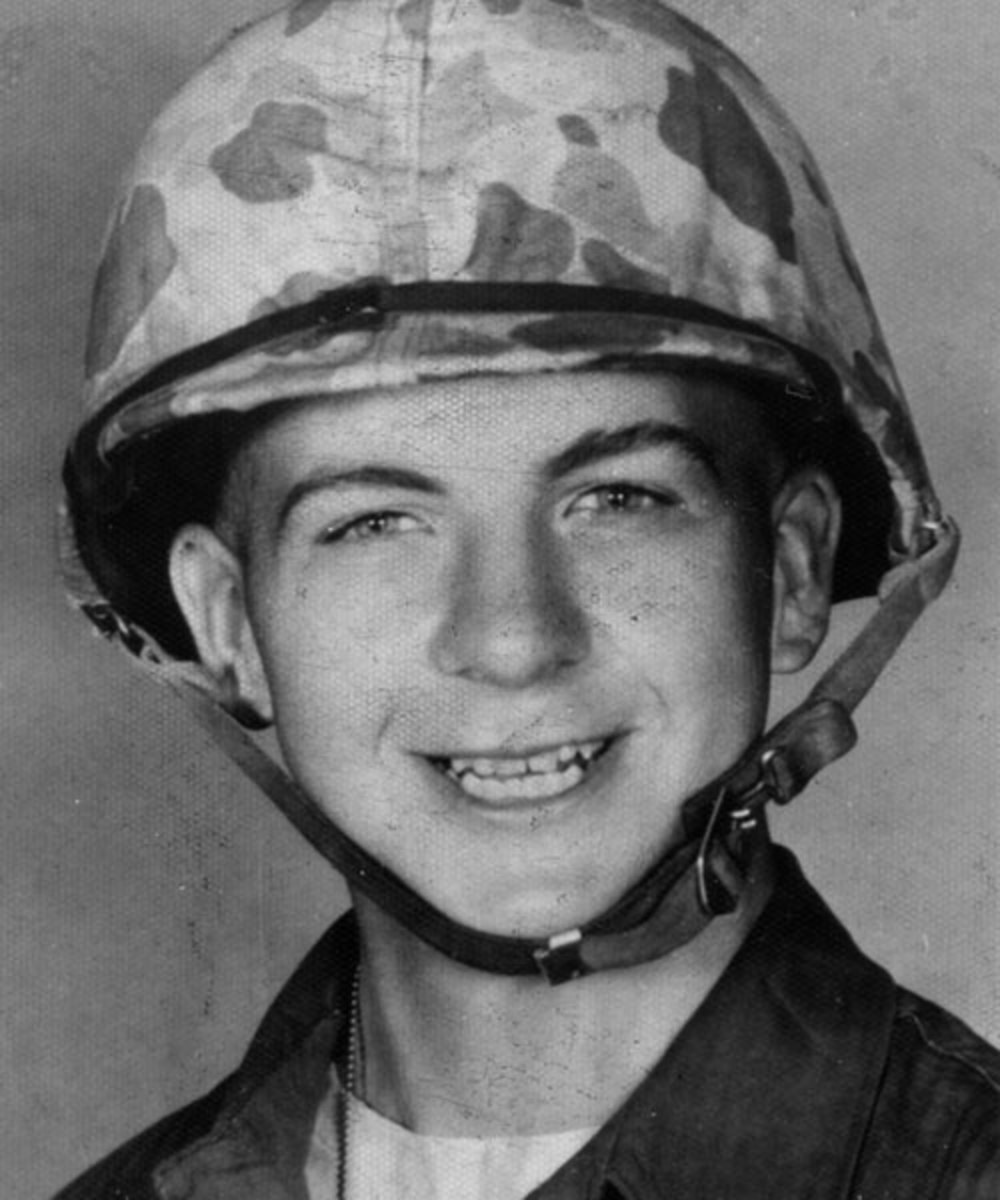 Lee Harvey Oswald the Marine