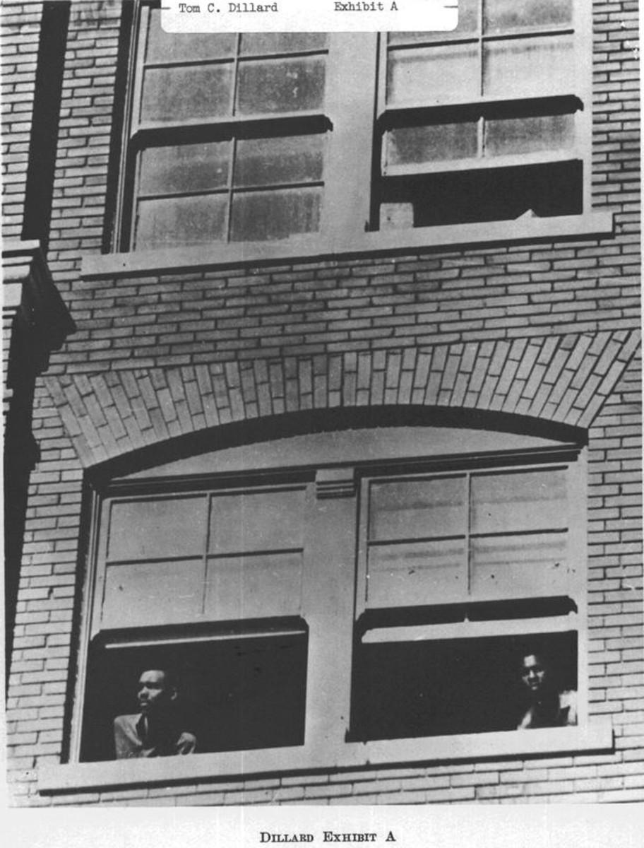 Sixth Floor Window