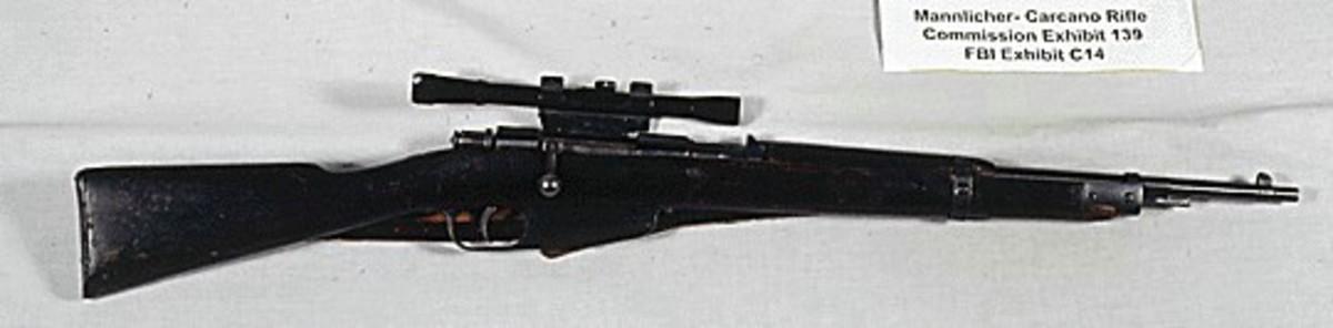 Oswald's Gun