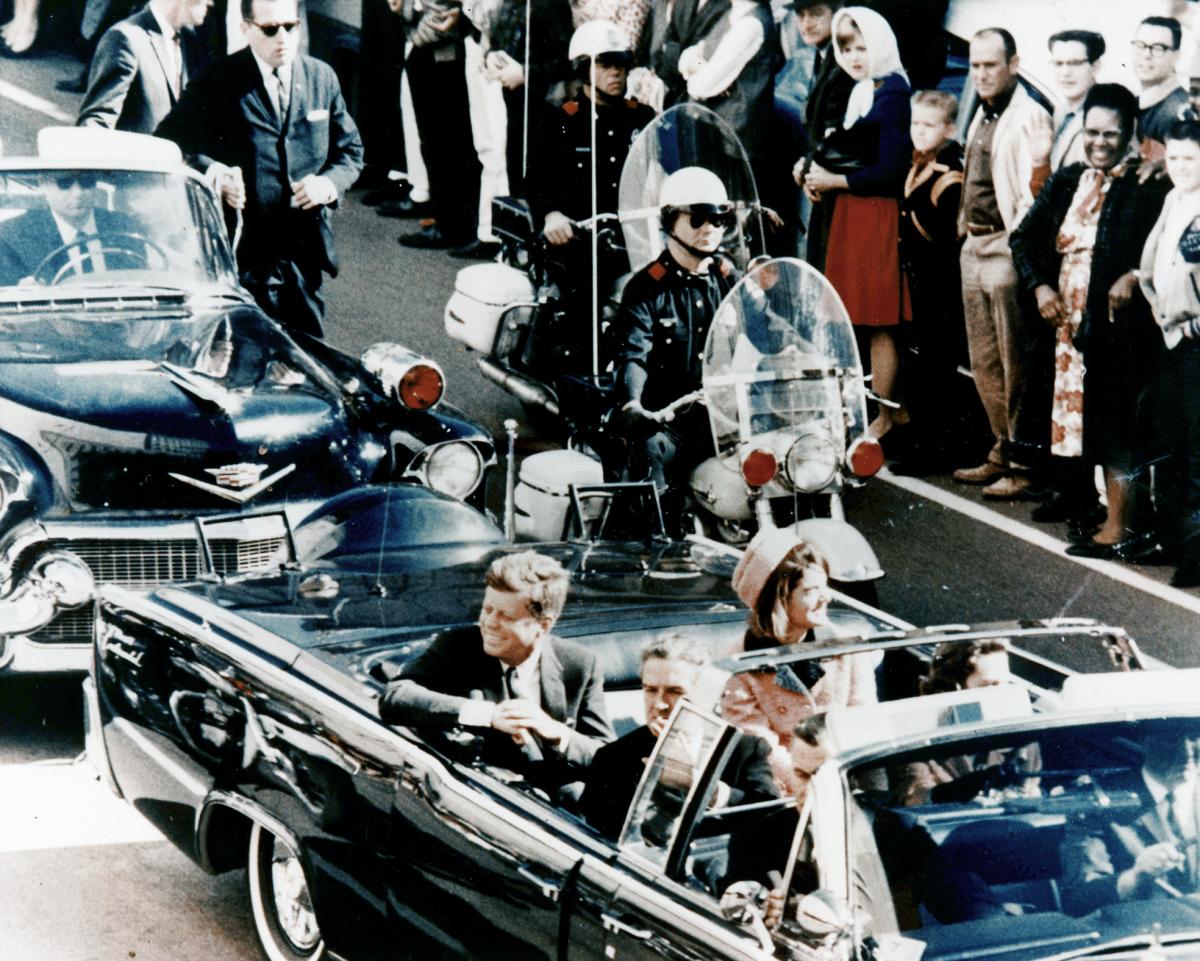 JFK's Motorcade
