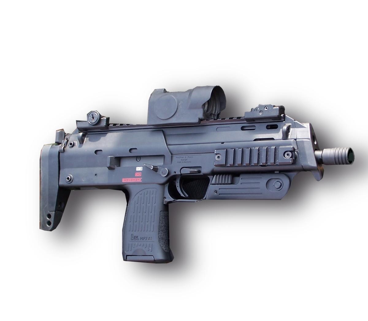 Best sub-machine gun for the ladies