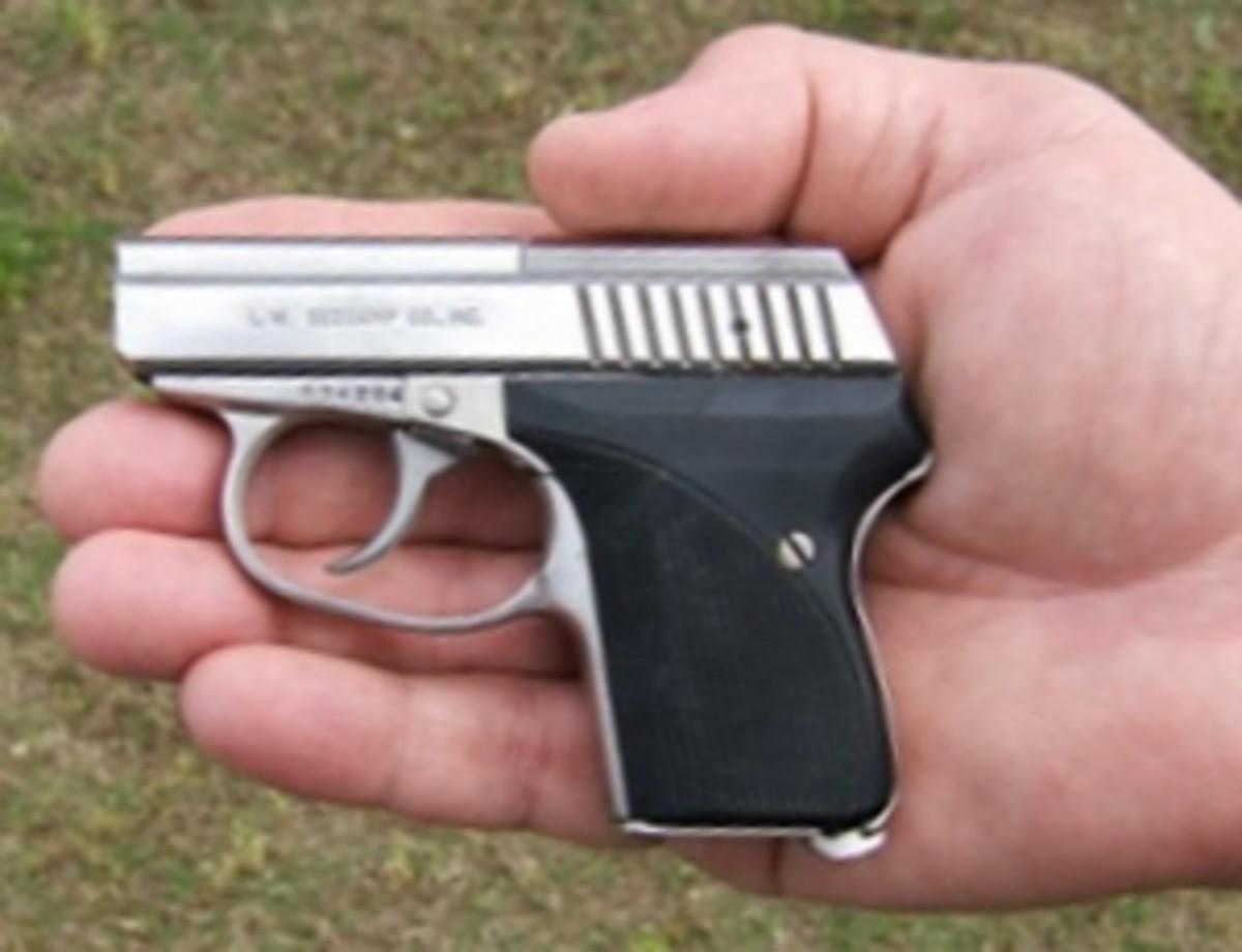 Smallest 9mm pocket pistol in the world.