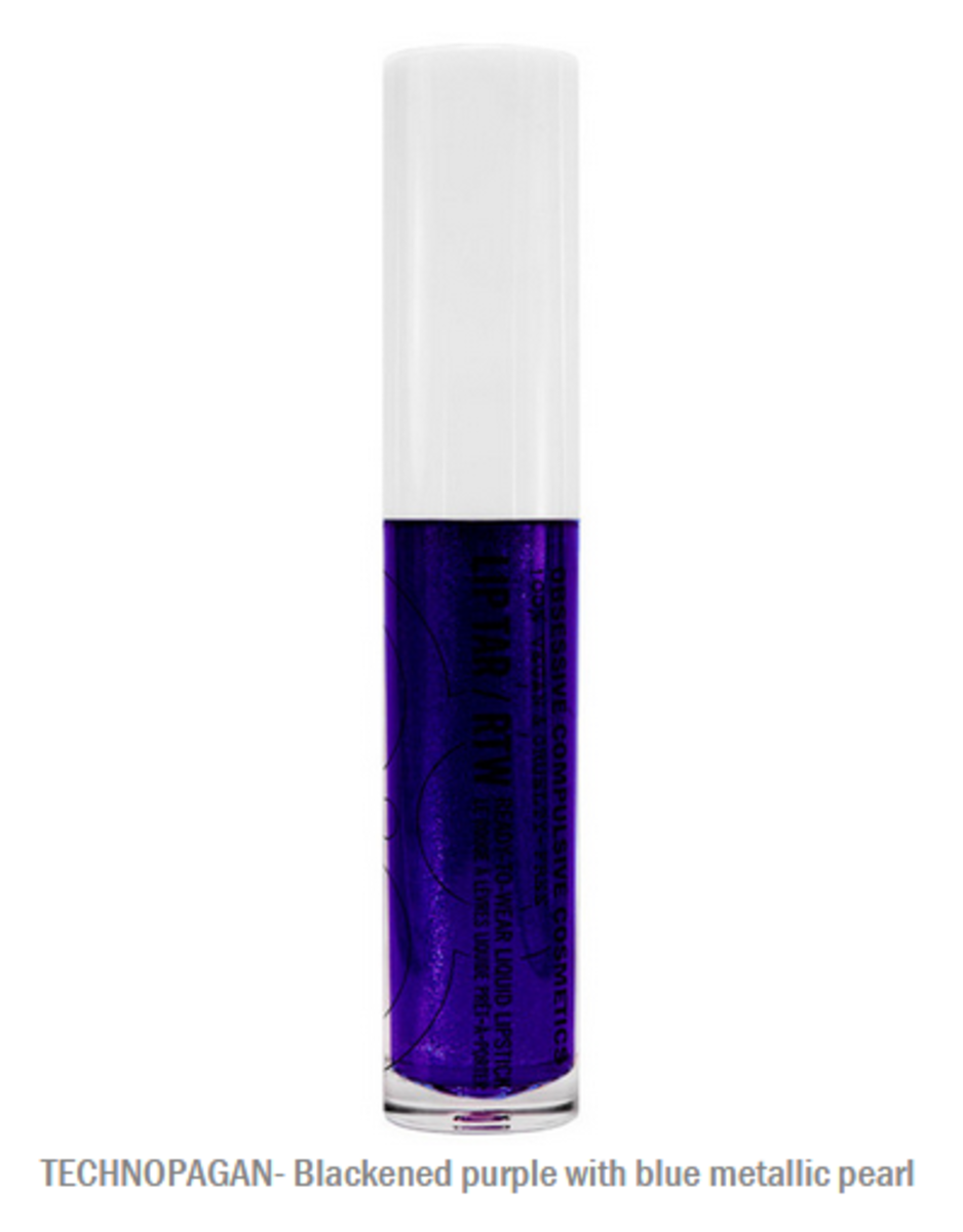 Technopagan Lip Tar / RTW