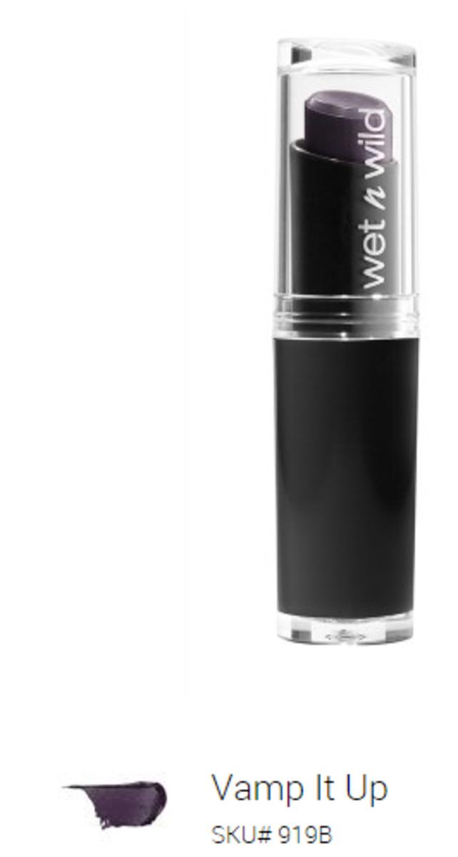 Vamp It Up MegaLast Lip Color