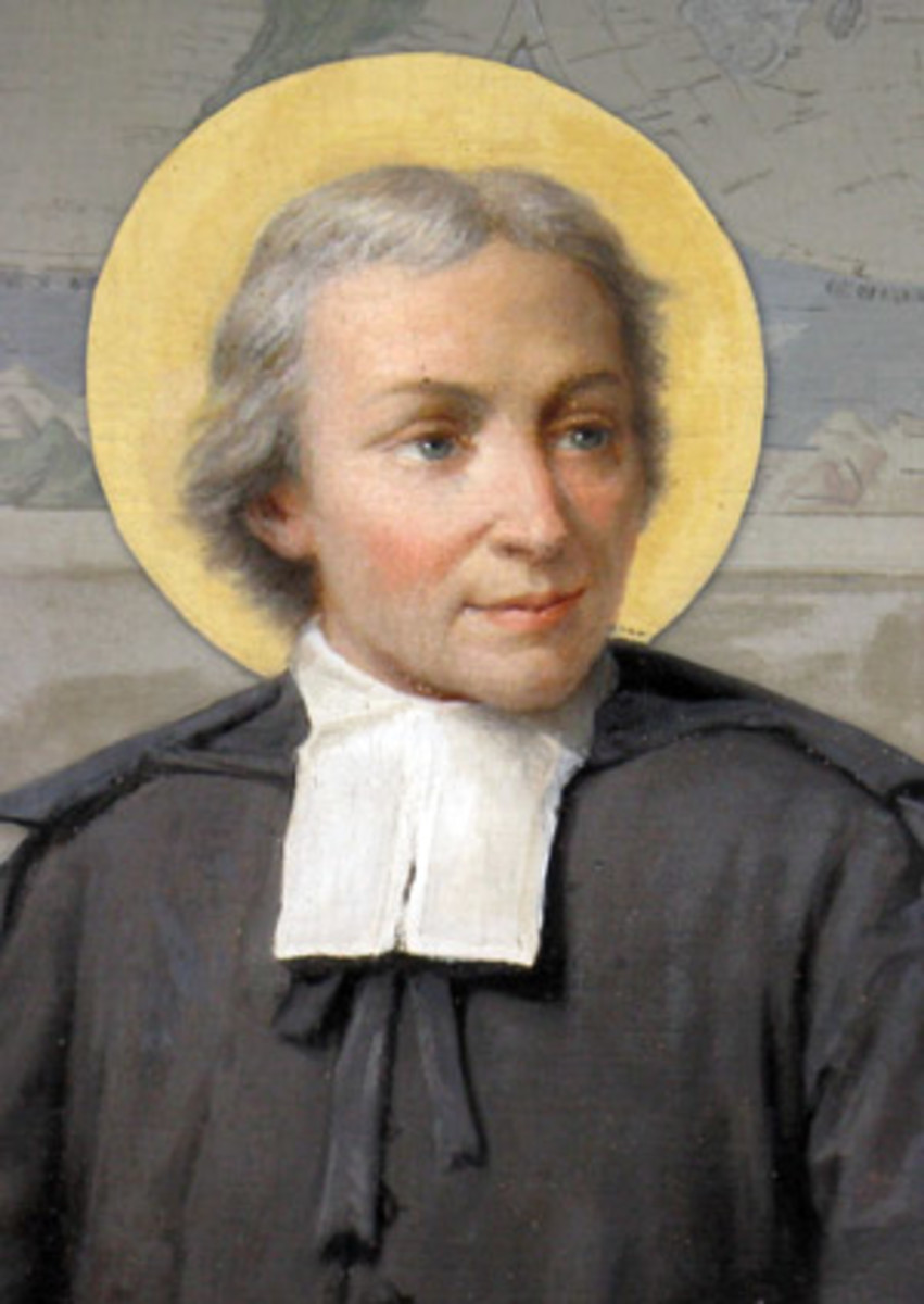 A Saint Worth Knowing ~ St. John Baptist de La Salle