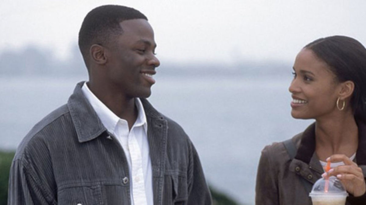 Healthy Relationship: Antwone Fisher Synopsis